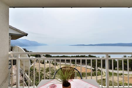 40sqm with a fantastic view B