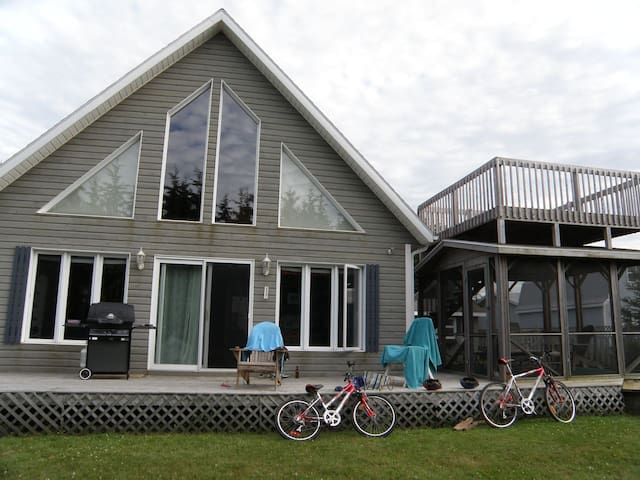 Sanderling Dunes Cottage - Lakeside - Cabana