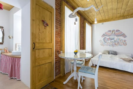 Gamayun apartments - Санкт-Петербург - Daire