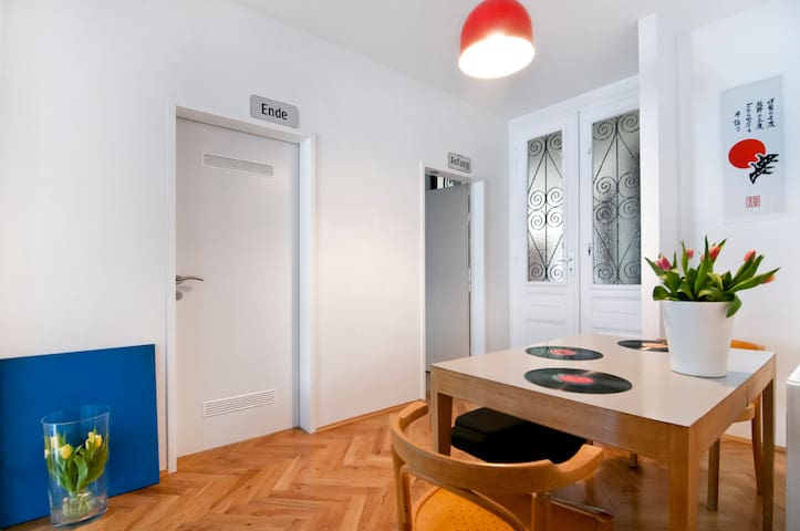 Hip and stylish central stay - Vienna - Apartment