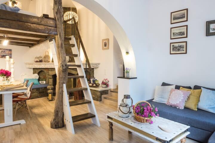 Luxurious Suite Maria SUPER CENTRAL Agios Nikolaos