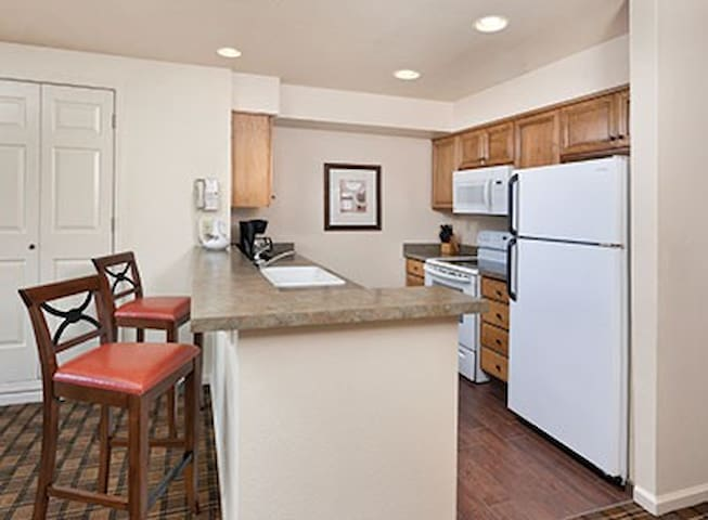 Wonderful WorldMark Clear Lake - Nice - Apartment