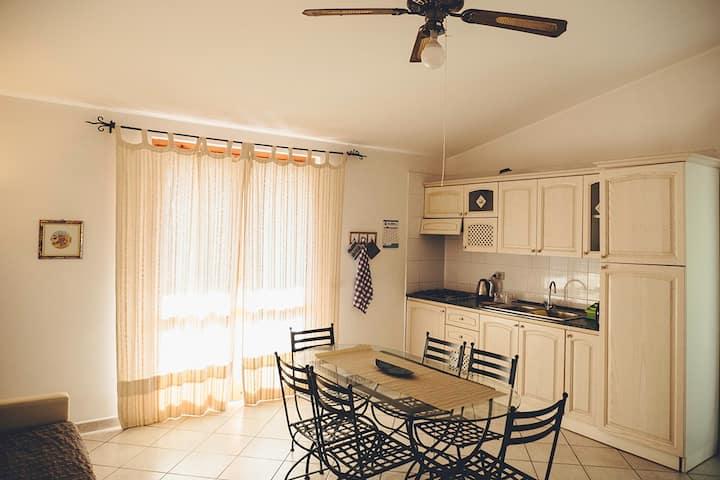 Casa vacanze in residence con piscina, Villasimius