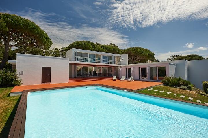 Villa Monte da Lua -Praia das Maçãs