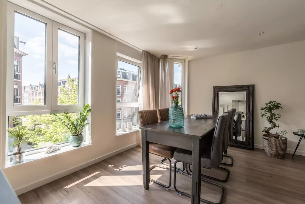 Lovely cozy renovated centrally located apartment for Appartamenti amsterdam affitto mensile
