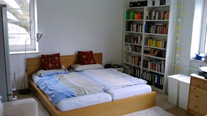 Gemütliche, vollausgestattete 1-Zi.-Whng in Kiel - Kiel - Apartamento