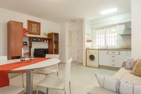 Rent of flat in Spanish beach