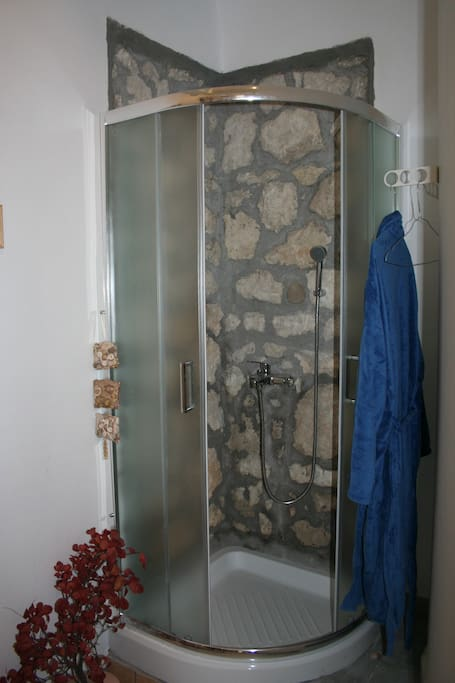 Shower cabin (in-room)