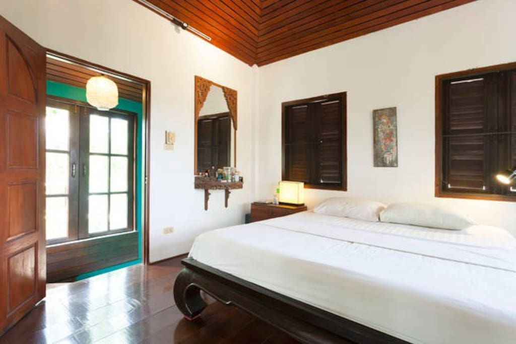 bed room main bldg