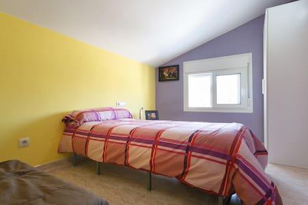 Cómoda Habitacion en Sitges - Sitges - Pis