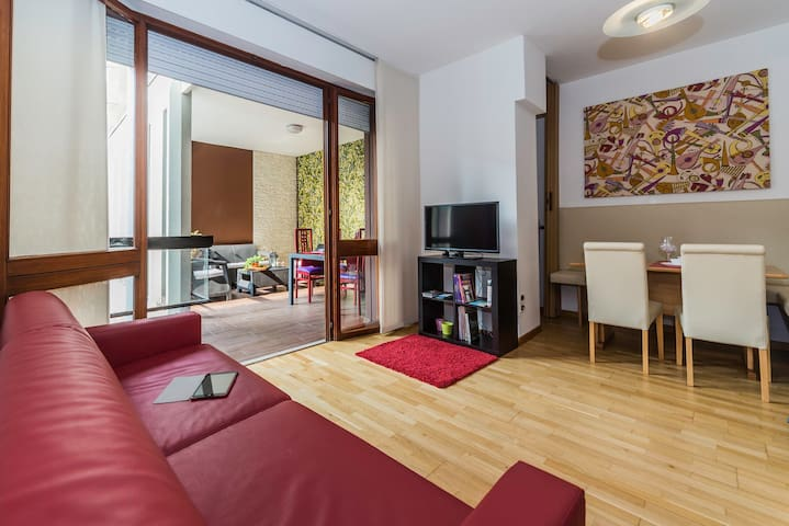 Perfect location and taste - Padua - Loft