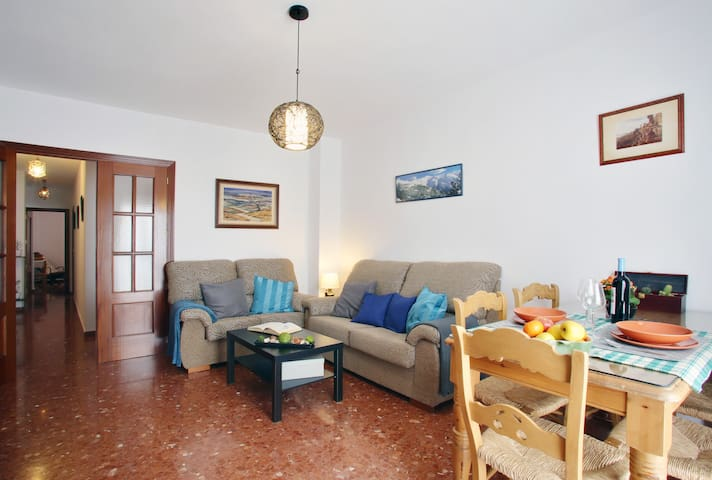 Very bright and spacious apartment  - Ronda - Leilighet