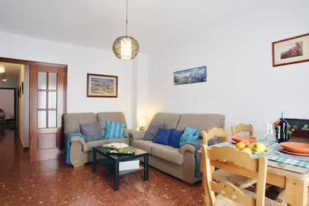 Very bright and spacious apartment  - Ronda
