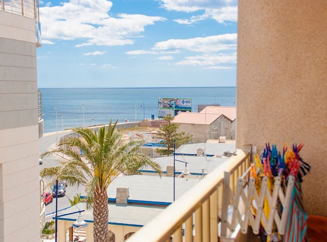 Beautiful cozy apart by the beach - Torrevieja - Apartment