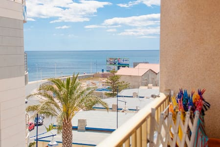 Beautiful cozy apart by the beach - Torrevieja