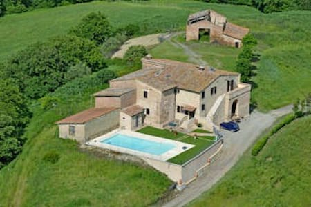Podere Stabbia a relaxing oasis - 53014 Asciano - Apartment