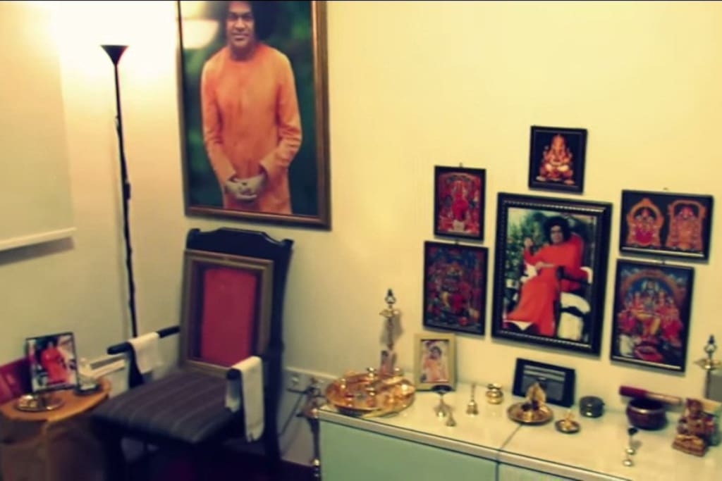 Our meditation & Music Room