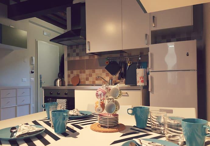 Niki O. Apartments_02_Grazioso apt full optional!