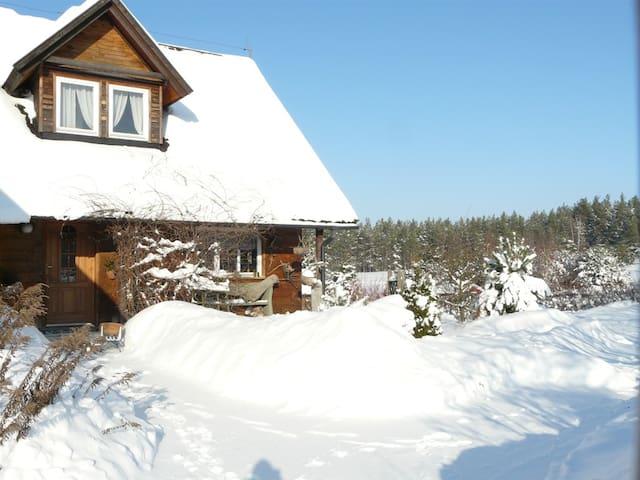 Powitanie Nowego Roku w domu na wsi - Lipusz - Bed & Breakfast