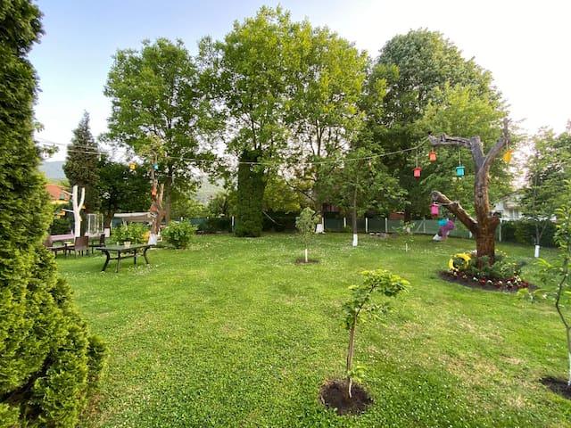 Doğası İle Muhteşem Diamond Garden House Maşukiye