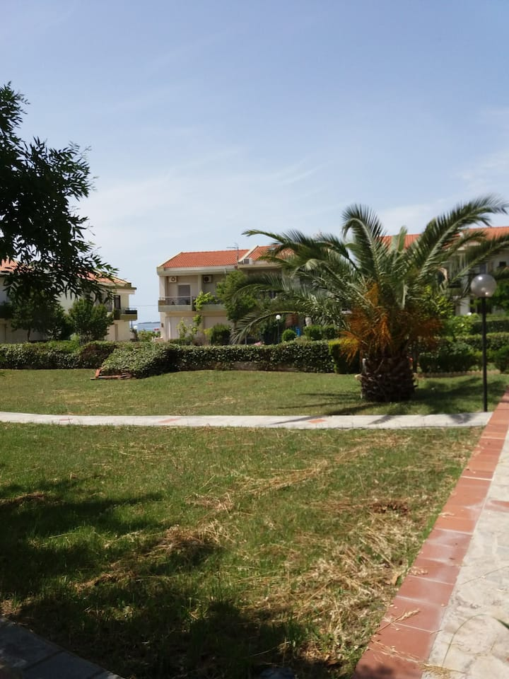 Villa in Halkidiki ideal for families