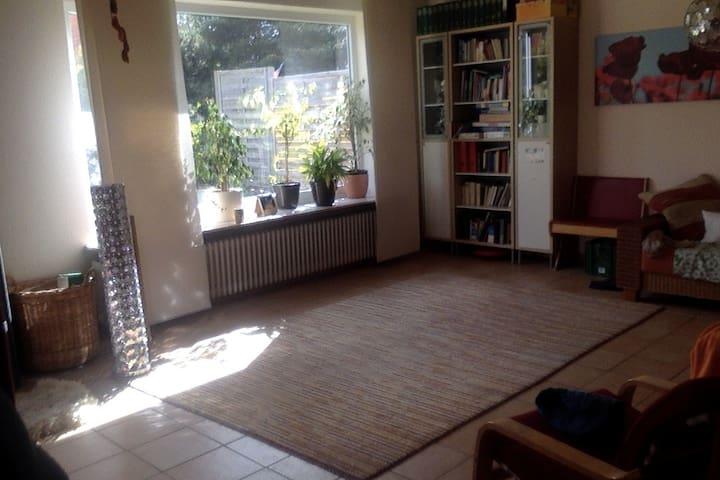 Familienhaus mit riesigem Garten - Toppenstedt - Dům