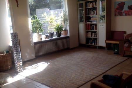 Familienhaus mit riesigem Garten - Toppenstedt - Ház