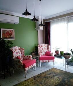 Köyceğiz'de Huzurlu & Sakin, Engelli Dostu Ev