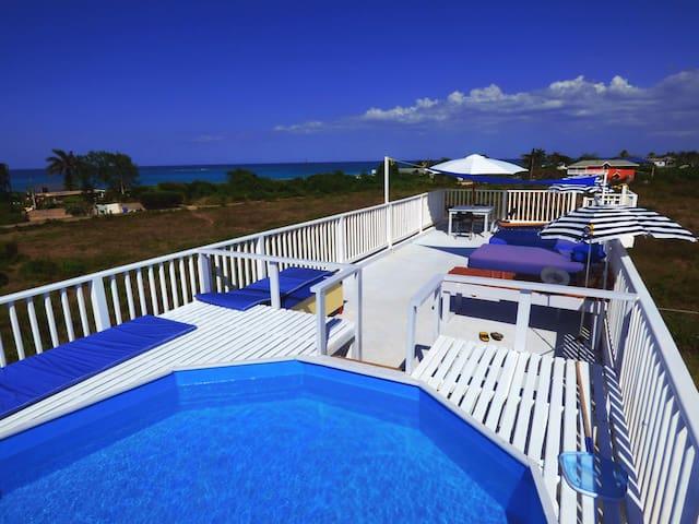 Beach, Privacy, Relax, Pure Nature & GoodVibz - Duncans - Rumah Tamu