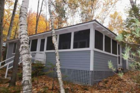 Lakefront cabin, close to Baxter SP - Millinocket