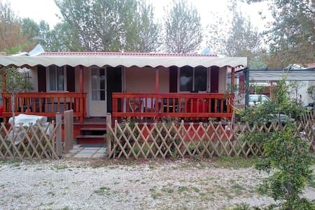 Home Mobile in camping - Viareggio