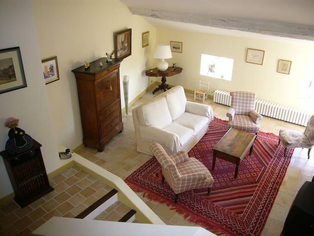 Luberon-Alpes de Haute Provence - Reillanne - Apartamento