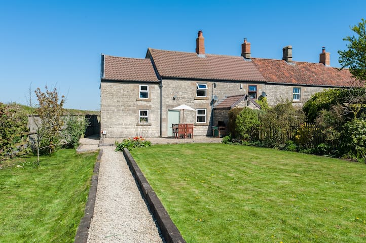 Cosy Cottage Near Bath / Cheddar / Wells / Bristol - Farrington Gurney - Hus