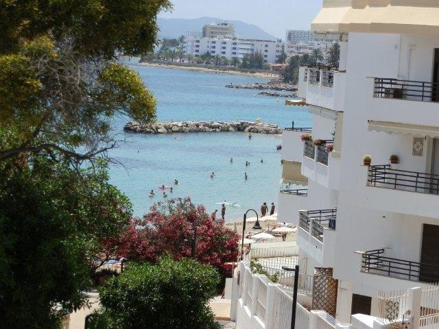 Bonito adosado en la playa 5pax - Ibiza - Talo