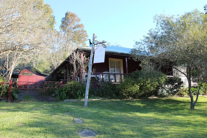 Capers Cottage Wollombi - Wollombi - Haus