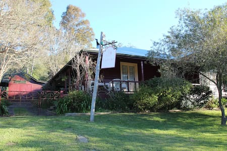 Capers Cottage Wollombi - Wollombi - บ้าน