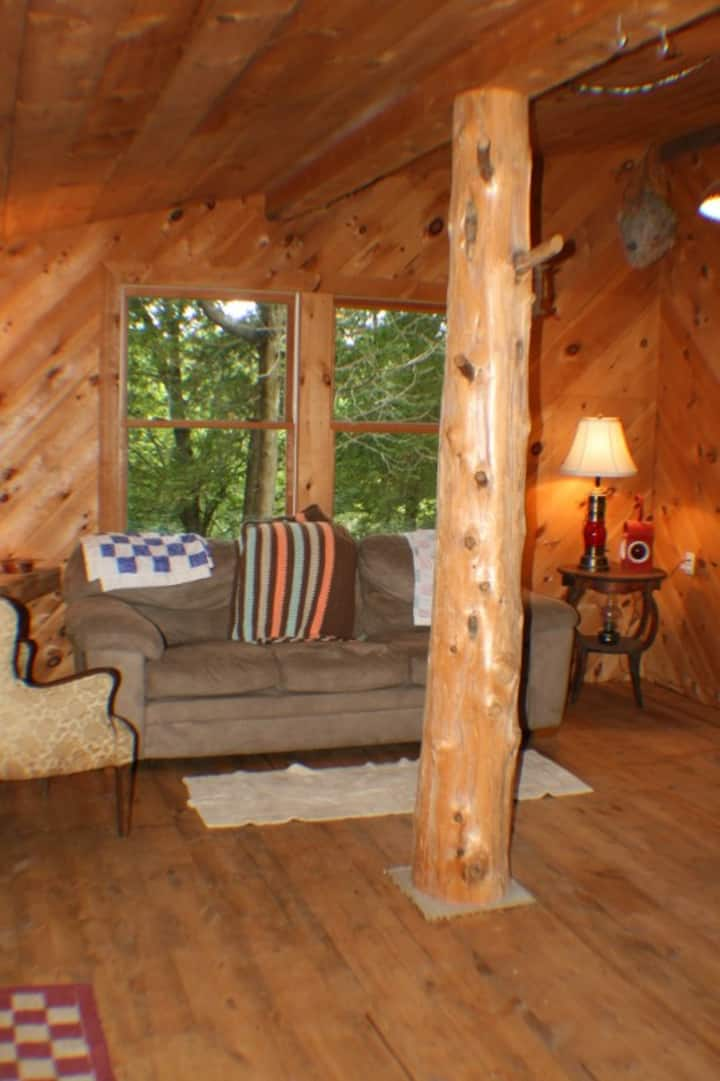 Secluded Cabin - Perfect Romantic Getaway