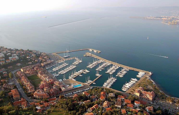 Golfo di Trieste - Muggia 2.06 - Muggia - Apartament