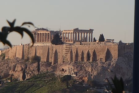 Acropolis - Athens - Panoramic view - Athina