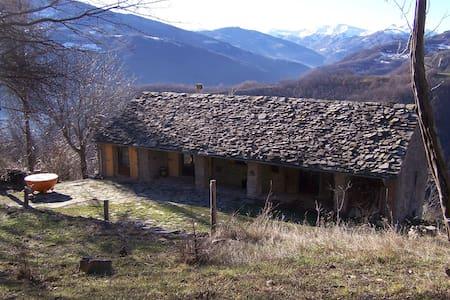 Idyllisches Natursteinhaus 18. Jh. - Modena - Haus
