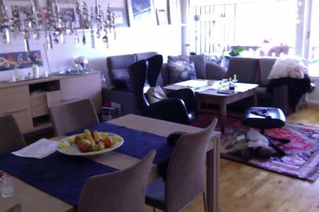 BL Birkehaug på Lade - Trondheim - Apartemen