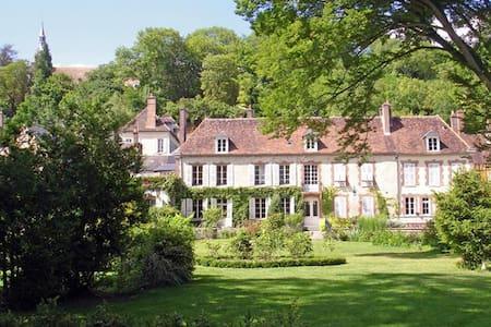 Le Clos Saint Nicolas.Chambre Jaune - Château-Renard