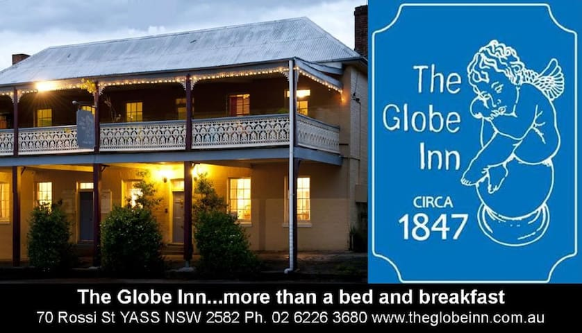The Globe Inn Yass accommodation - Yass - Bed & Breakfast
