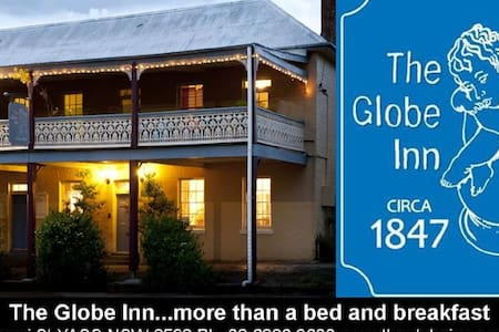 The Globe Inn Yass accommodation - Yass