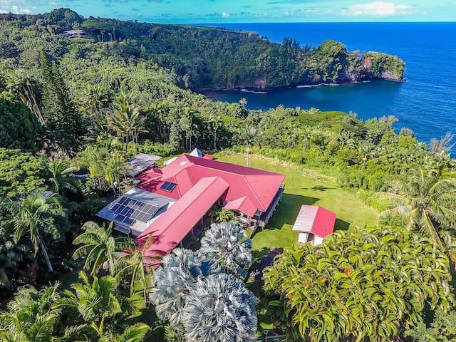 Entire Property | Oceanview & Botanical G | HotTub