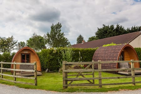 Small Camping Pod (2 ppl), N Yorks - North Yorkshire  - Andere