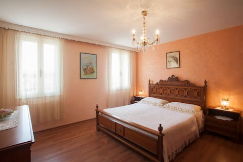 Εκπληκτικό σπίτι 2BD στο Abano Terme Casa dei Leoni