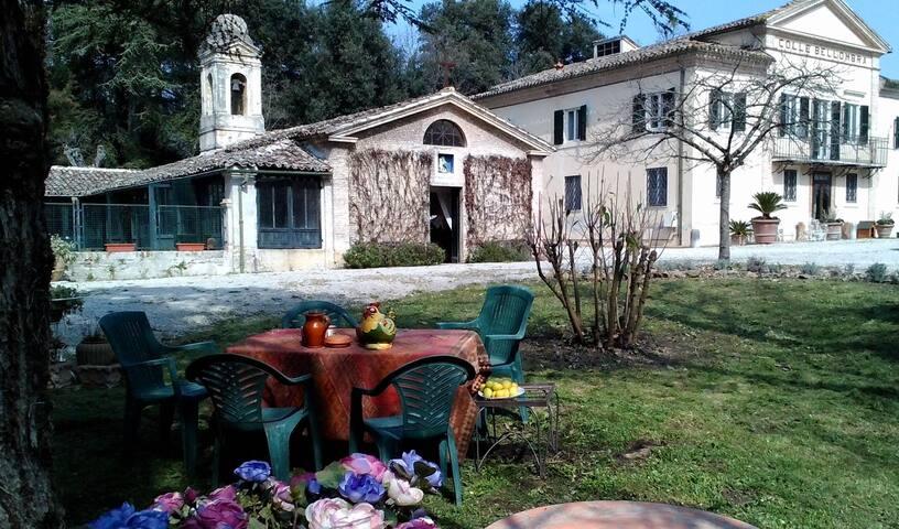 Splendido appartamento in villa - Jesi - วิลล่า