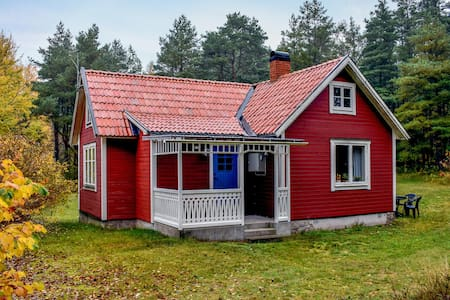 Holiday cottage with 1 bedroom on 45m² in Fågelmara