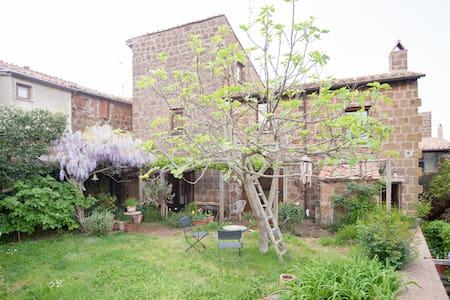 Charming 3BD House with Garden - Barbarano Romano